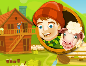 لعبة مزرعة الأغنام