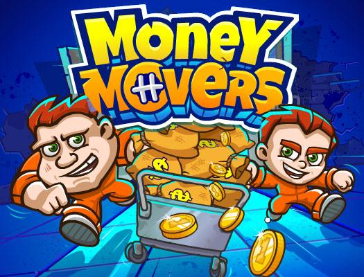لعبة جمع النقود الشيقة