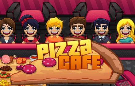 لعبة صناعة البيتزا