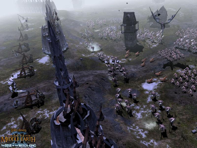 Herr Der Ringe Die Schlacht Um Mittelerde 2 Aufstieg Des Hexenkonigs Screenshots Von Gameswelt