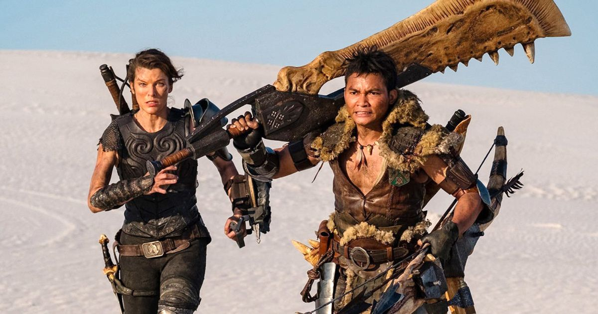 Monster Hunter: Exclusive: The new trailer and all information about the film!