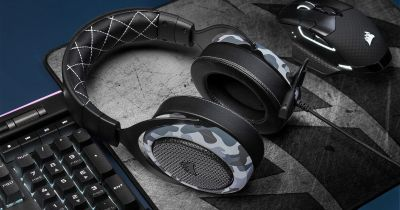 Corsair HS60 Haptic: feel the action, not just hear it