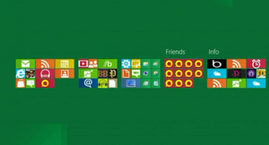 First Look at What's New in Windows 8
