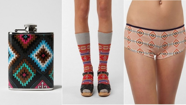 Navajo Nation Sues Urban Outfitters Over The 'Navajo Hipster Panty'