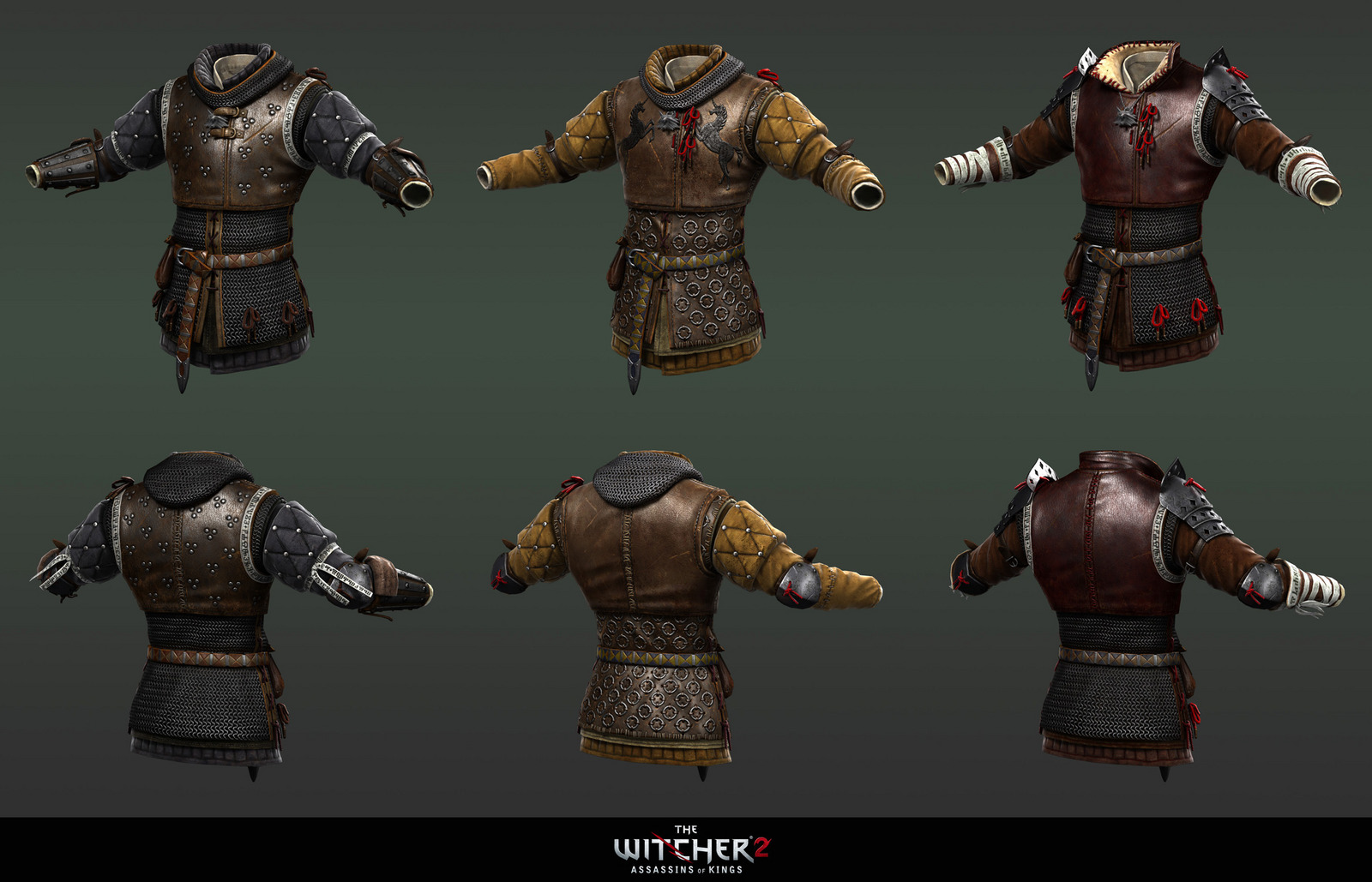 The Men Women Amp Puffy Shirts Of The Witcher 2