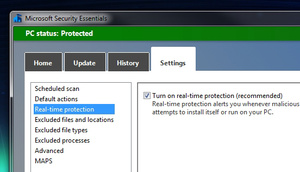 Microsoft Security Essentials Updates with Better Performance, Virus Detection, and Interface Changes