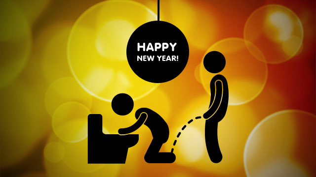 Click here to read How to Survive the Perils of New Year's Eve
