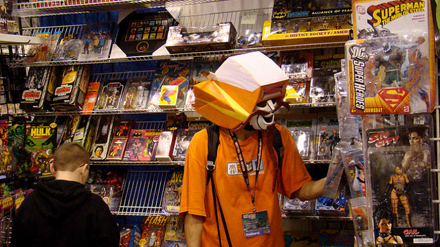 open channel - What would your ideal science fiction convention look like?