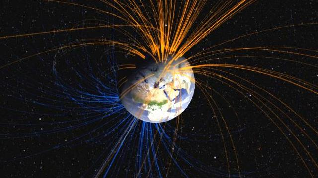 Earth's magnetic field just might be gearing up for a reversal