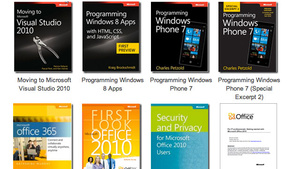 Grab Over 80 Free Ebooks from Microsoft and Learn Something Tech-y