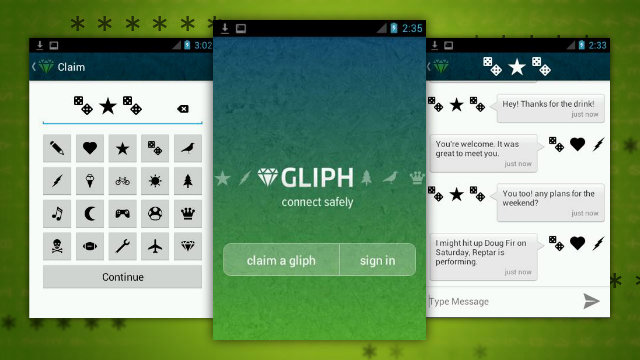 Gliph Creates Disposable Email Addresses for Private Messages and Encrypted Chats