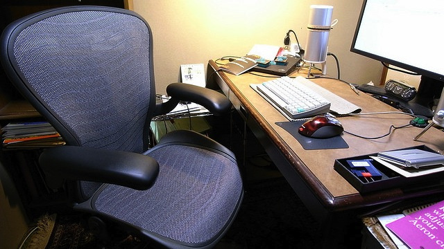 Home Improvement: Desk Chairs For Bad Backs