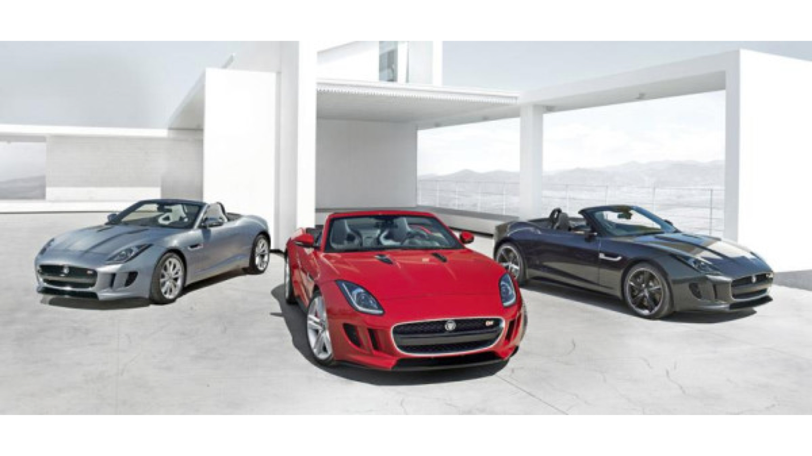 Click here to read Jaguar F-Type: This Is Definitely It
