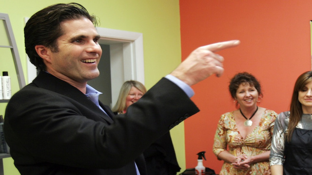 Tagg Romney Wanted to Punch Obama During Tuesday's Debate