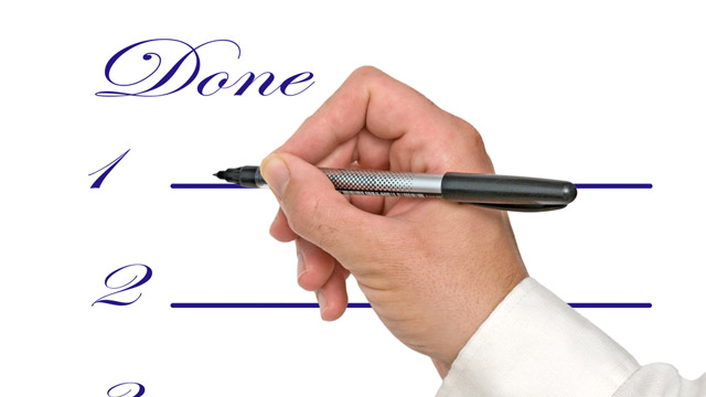 """Click here to read Use a """"Done List"""" to Keep Yourself Feeling Efficient and Motivated"""