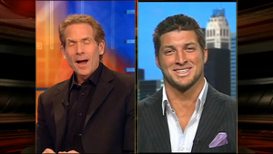 How ESPN Ditched Journalism And Followed Skip Bayless To The Bottom: A Tim Tebow Story