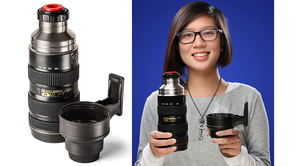 Click here to read Nonpartison Telephoto Lens Thermos Appeals To All Photographers