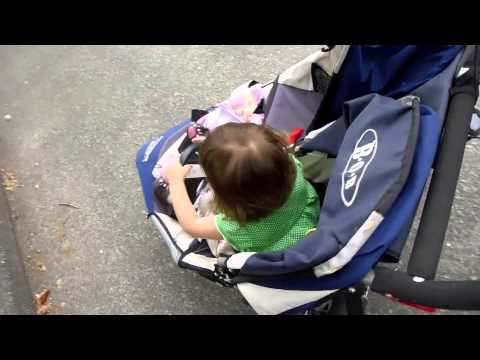 Click here to read A Toddler-Driven Power Stroller Means Parents Never Have To Push