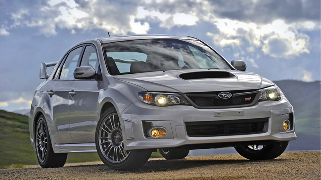 Subaru WRX And STI Reportedly Killed Off In Great Britain