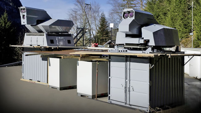 This Laser Weapon Got Five Times More Powerful in Just One Year