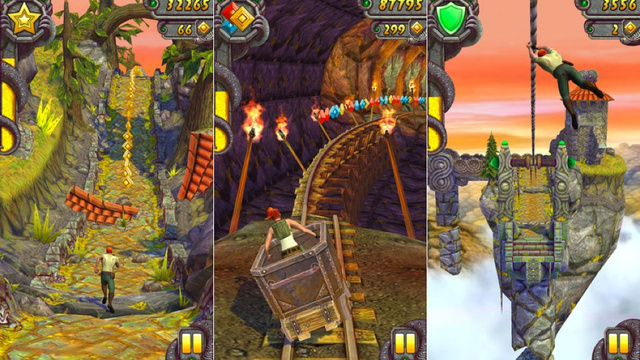 Temple Run 2 for android on Google Play|Dhavalthakur.com