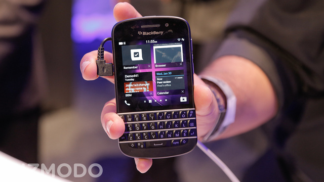 Click here to read BlackBerry Q10 Hands On: We Missed You, QWERTY