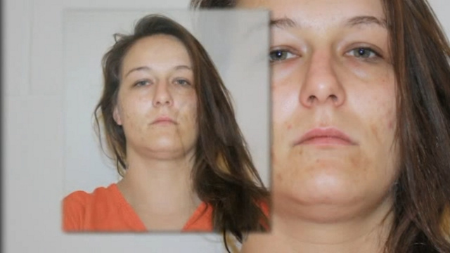 Cops Find Meth in Woman's buttock, Loaded Gun in Her Vagina