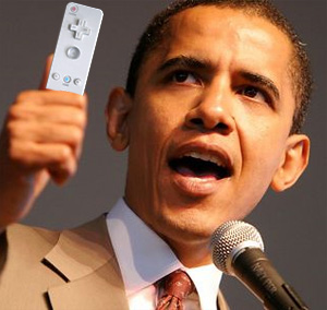 President Barack Obama's Video Game Buyer's Guide