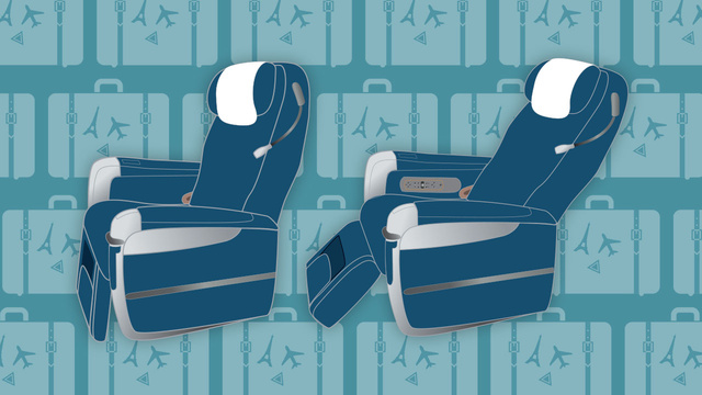 Click here to read How to Fit Two Weeks Worth of Luggage Under the Airplane Seat in Front of You