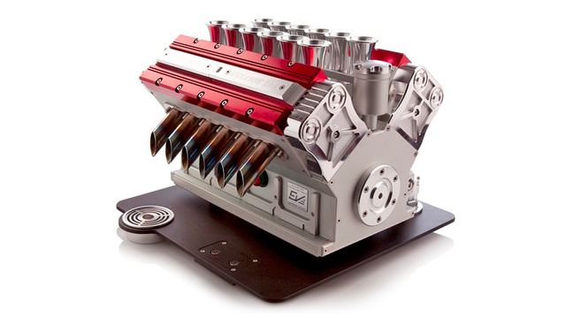 Click here to read Go From Zero To Caffeinated In No Time With a V12 Espresso Machine