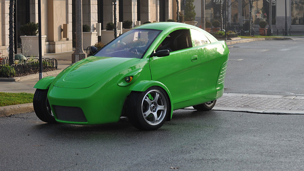 3 Wheeler Elio Motors