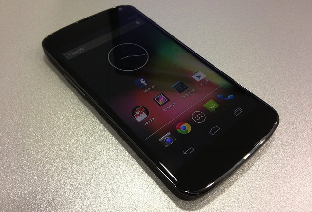 Five Best Android Phones: 2013 Edition