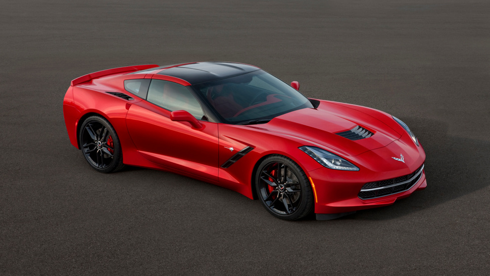 The 2014 Corvette Stingray Power Specs Are Here, And It's A Lot