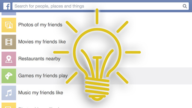 Clever Uses for Facebook Graph Search