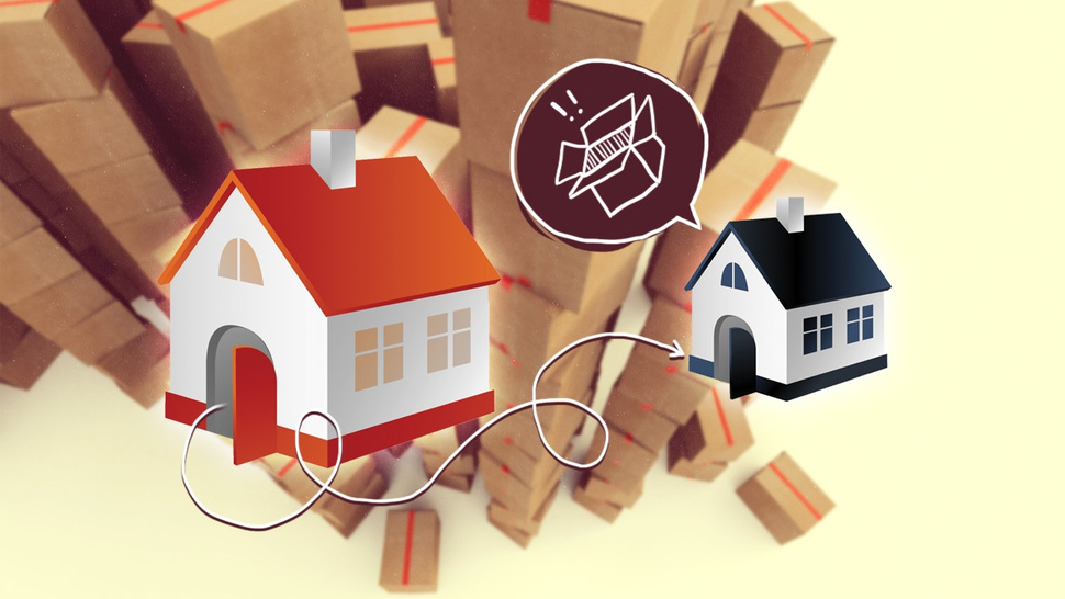 How to Downsize Your Home Without Losing Your Mind