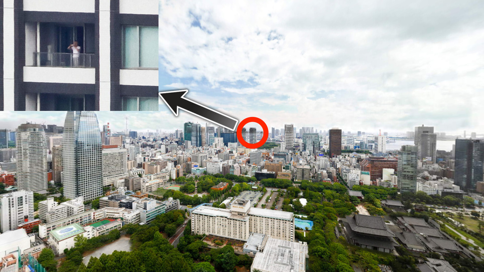 The largest photo ever taken of Tokyo is zoomable, and it is glorious