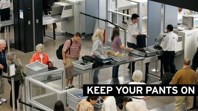 The TSA Racket is Now Selling Your Basic Rights Back to You