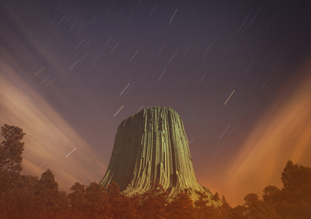 9 Breathtaking Images That Make the American West Look Utterly Alien