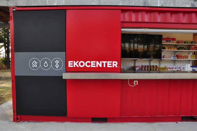 "Coke's ""Downtown in a Box"" Delivers Clean Water and Wi-Fi to Africa"