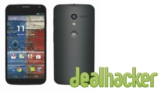 Moto X From $20, 3DS Prices Slashed, Launch Day iPad Sales [Deals]