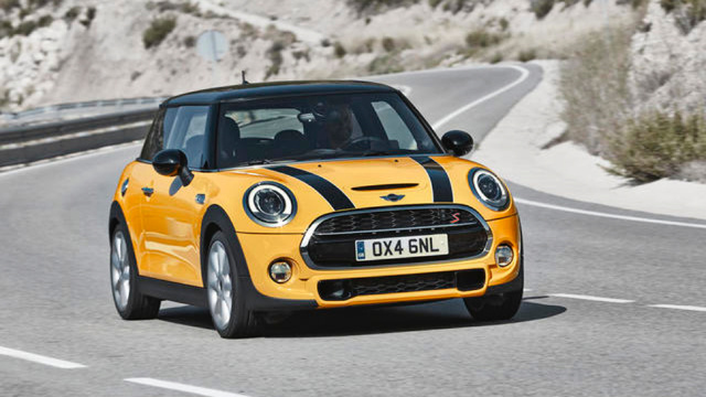 2015 Mini Cooper: This Is It