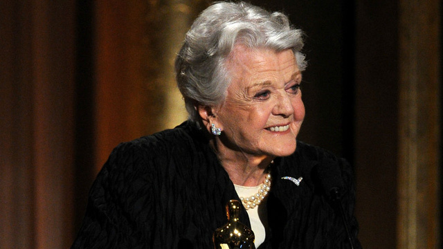 Hold Up--Angela Lansbury Is Returning To The Stage