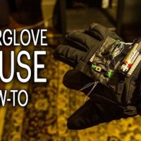 Make Your Own Power Glove from a Wireless Mouse