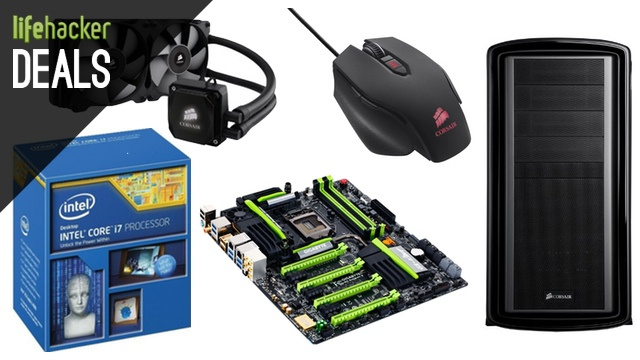 Build Your Own PC on the Cheap with Amazon's Deal of the Day