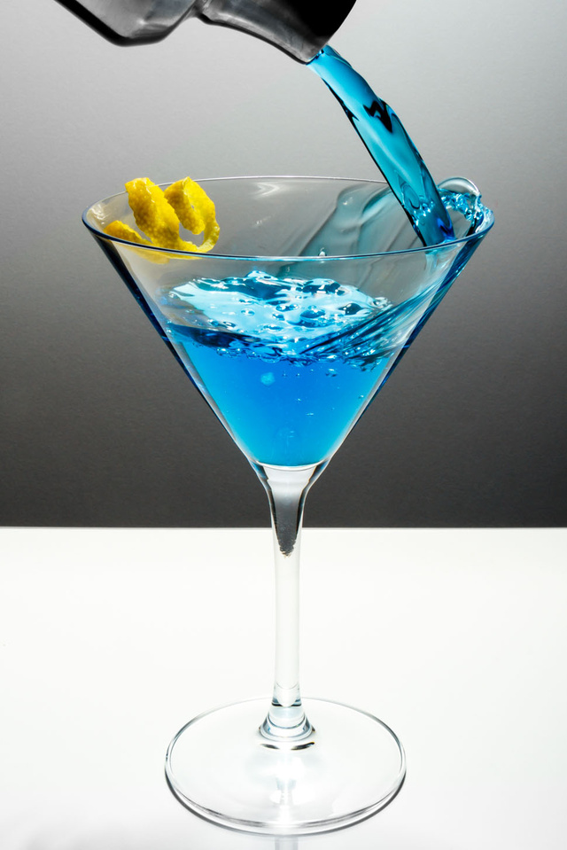 18 Colorful Cocktails, And Their Recipes
