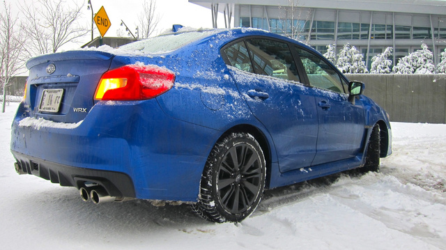 2015 Subaru WRX: The Jalopnik Review