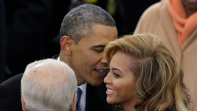 Totally Real French Paper: Obama and Beyoncé Are Having an Affair