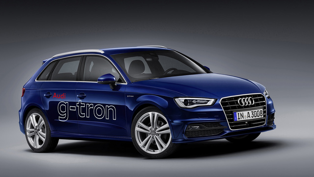 Audi Puts The 'Carbon Neutral' A3 g-tron On Sale