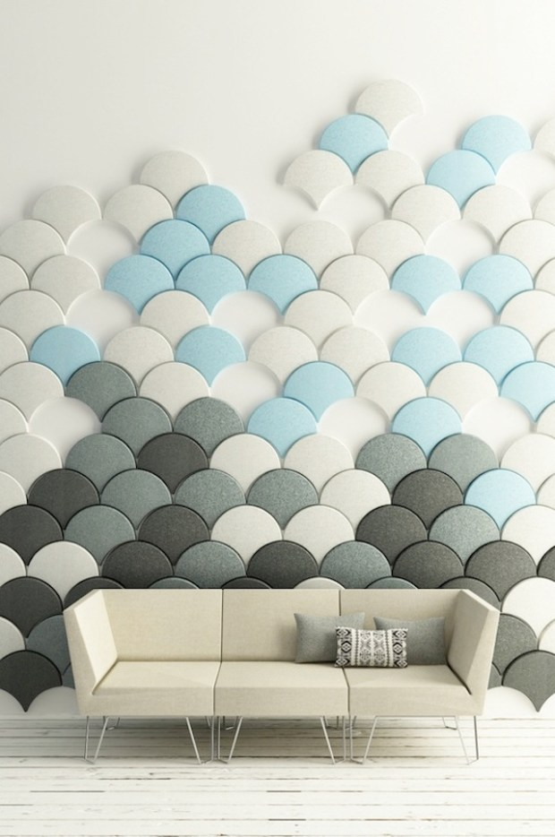 soundproof your walls in style   @meccinteriors   design bites