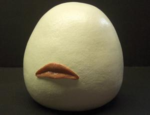 Creepy Fucking Lip-Egg Kissing-Bot